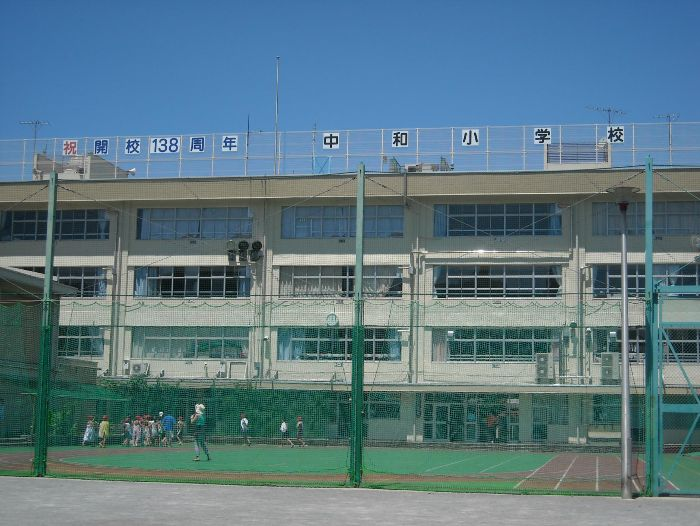 小学校:墨田区立中和小学校 246m