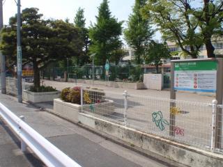 公園:横川公園 455m