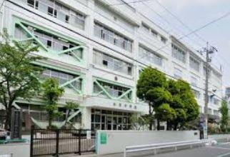 中学校:墨田区立本所中学校 977m