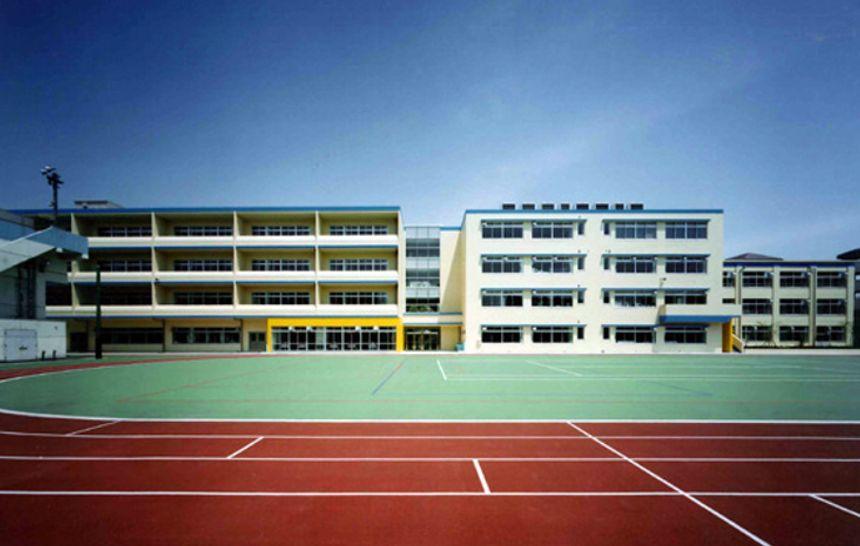 中学校:墨田区立文花中学校 1185m