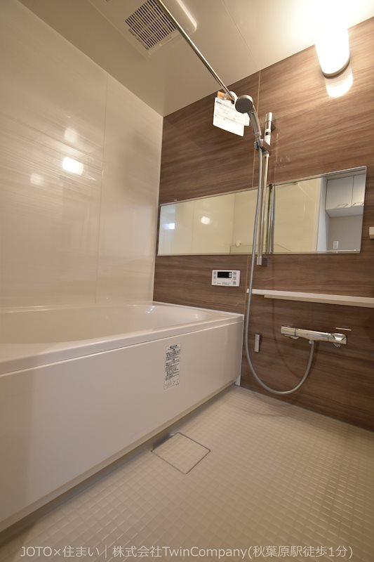 ユニットバスも新規交換/浴室乾燥機能・追い炊き機能付き