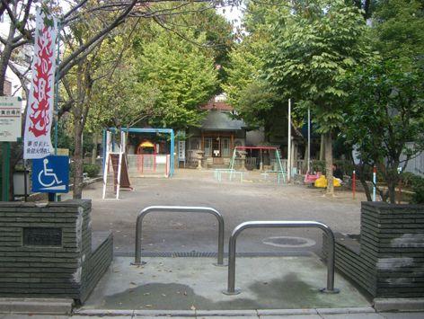 公園:弁天院公園 200m
