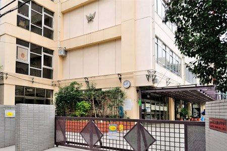 中学校:台東区立浅草中学校 1240m