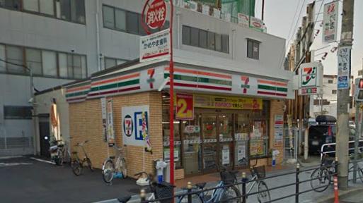 コンビ二:セブンイレブン 大阪玉津3丁目店 488m