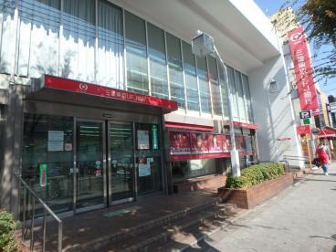 銀行:三菱UFJ銀行鶴橋支店 302m
