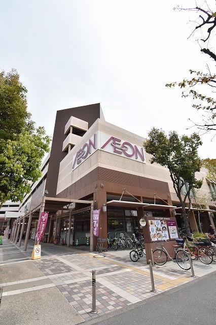スーパー:イオン 洛南店 889m
