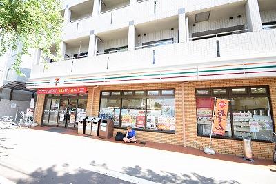 コンビ二:セブンイレブン 京都平野宮本町店 587m