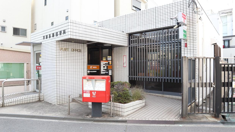 郵便局:平野長原東郵便局 1222m