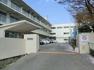 中学校:北九州市立大蔵中学校 1130m