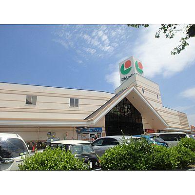 スーパー:マルショク 富野店 1127m