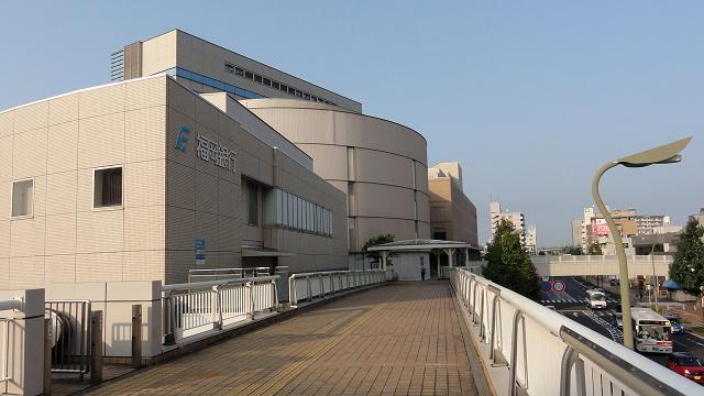 銀行:福岡銀行 戸畑支店 408m