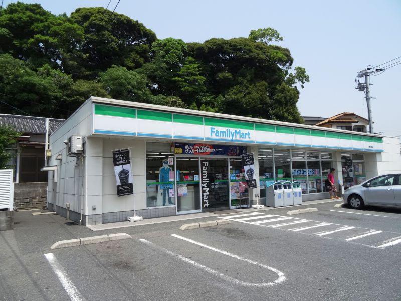 コンビ二:ファミリーマート 八幡本城東店 543m