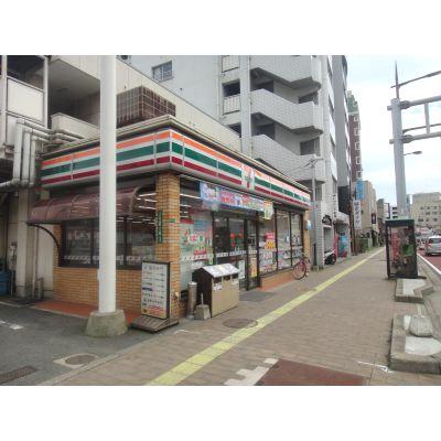 コンビ二:セブンイレブン 小倉中津口店 75m