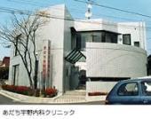総合病院:あだち宇野内科クリニック 696m