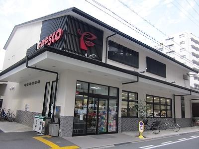 スーパー:フレスコ 御池店 497m