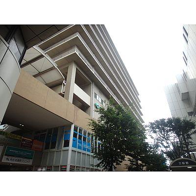 総合病院:北九州中央病院 332m