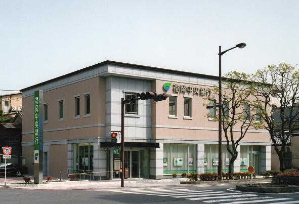 銀行:福岡中央銀行門司支店 205m