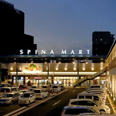 スーパー:スピナマート大手町店 876m 近隣