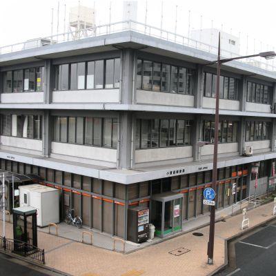 郵便局:小倉西郵便局 383m 近隣