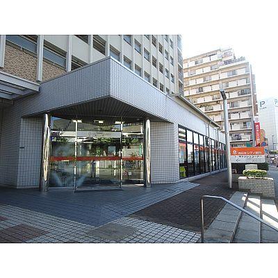 銀行:西日本シティ銀行 小倉金田支店 594m 近隣