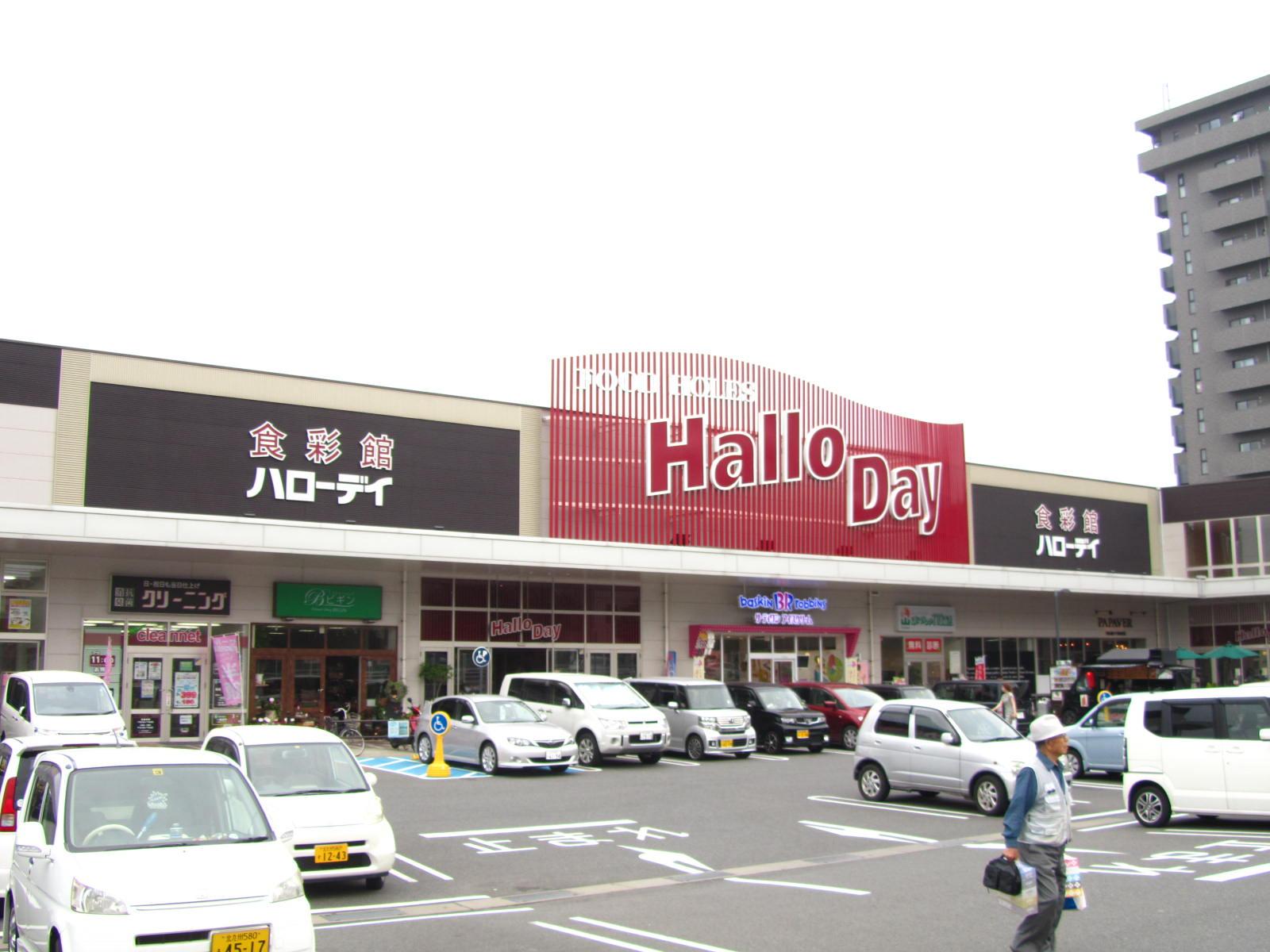 スーパー:HalloDay(ハローデイ) 共立大前店 1003m