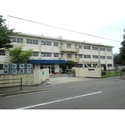 小学校:北九州市立城野小学校 747m