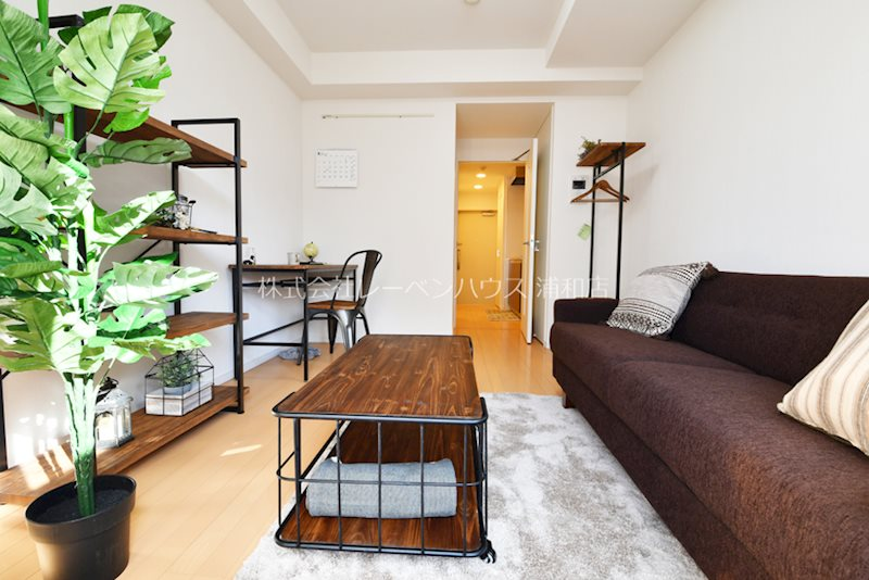 ※モデルルーム。家具・小物は付きません。