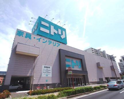 スーパー:ザ・ダイソー ニトリ小倉北店 419m