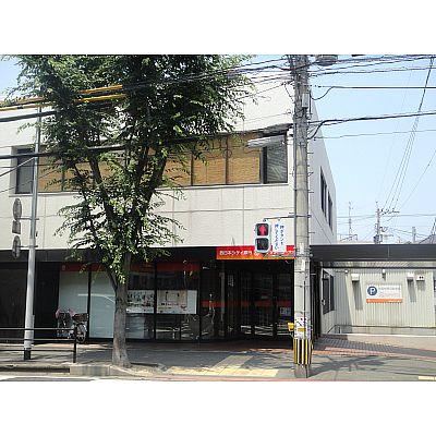 銀行:西日本シティ銀行 中井 236m