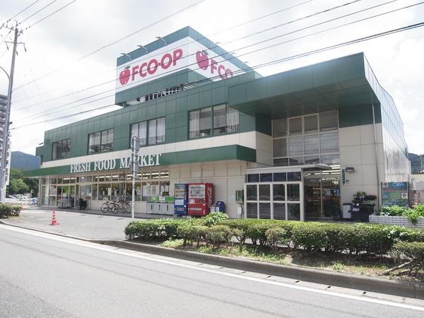スーパー:FCO・OP志井店 389m 近隣