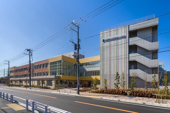 小学校:塚田南小学校 178m