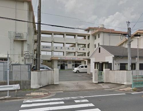 小学校:北九州市立永犬丸小学校 695m