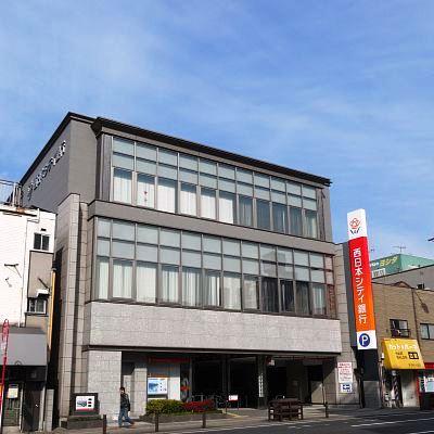 銀行:西日本シティ銀行 門司駅前支店 1838m