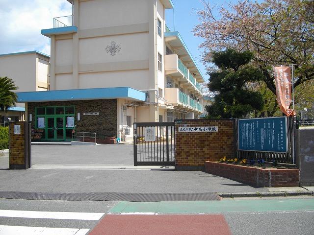小学校:北九州市立中島小学校 531m