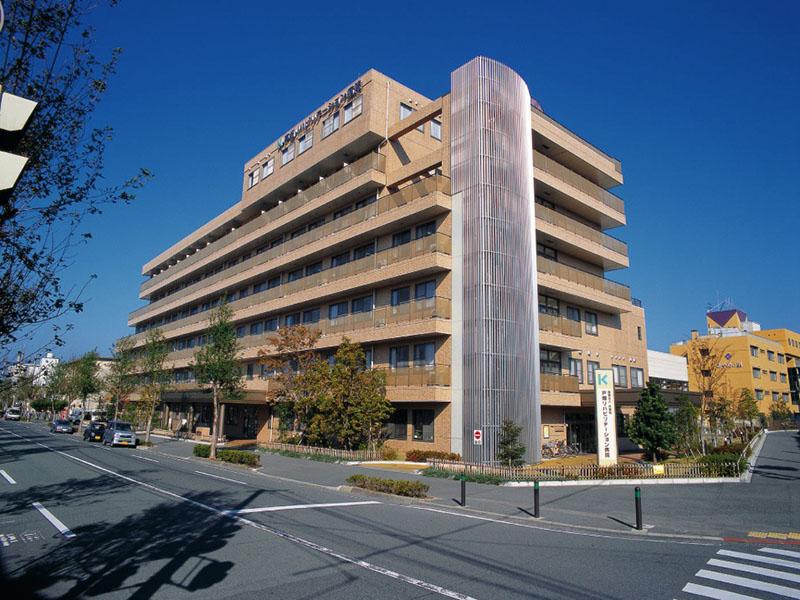 総合病院:共立病院 1033m