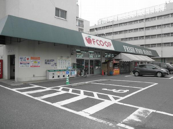 スーパー:FCO・OP黒原店 307m