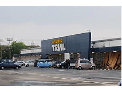 スーパー:スーパーセンタートライアル 東篠崎店 835m