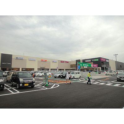 スーパー:イオンタウン黒崎 691m
