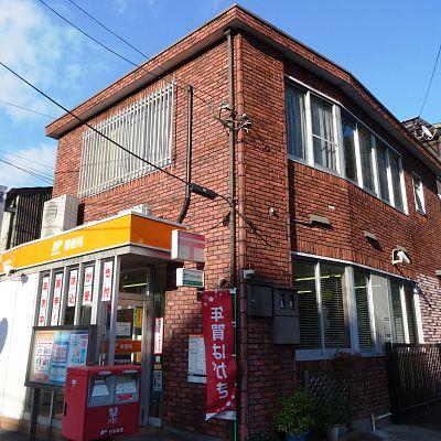 郵便局:旧門司郵便局 411m
