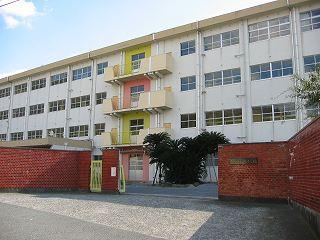小学校:北九州市立二島小学校 667m