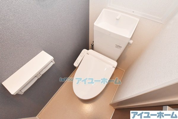 温水洗浄便座 サービス設置の場合有り(現況優先)