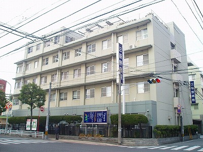 総合病院:三萩野病院 400m