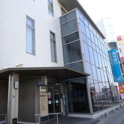 銀行:福岡銀行門司駅前支店 1498m