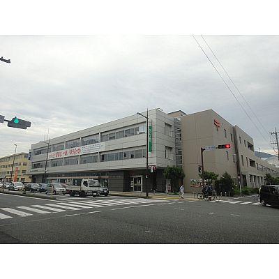郵便局:北九州中央郵便局 536m