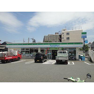コンビ二:ファミリーマート 小倉赤坂一丁目店 75m