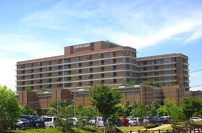 総合病院:九州病院 1261m