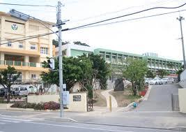 小学校:北九州市立中原小学校 1051m