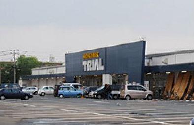 スーパー:スーパーセンタートライアル 西港店 872m