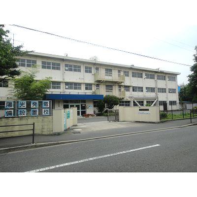 小学校:北九州市立城野小学校 532m
