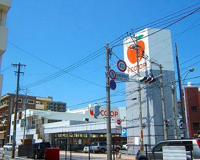 スーパー:FCO・OP戸畑西店 333m